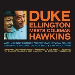 Meets Coleman Hawkins+5 Bonu