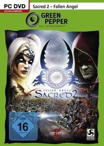 Green Pepper: Sacred 2 - Fallen Angel