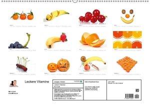 Leckere Vitamine
