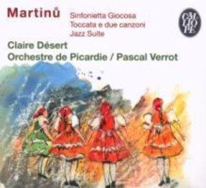 Sinfonietta Giocosa/+