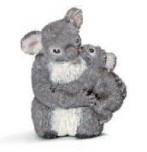 Schleich 14677 - Wild Life: Koalabärin mit Jungem
