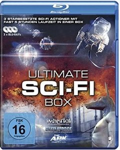 Ultimate Sci-Fi Box