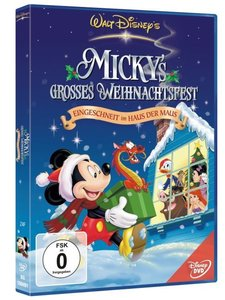 Mickys grosses Weihnachtsfest