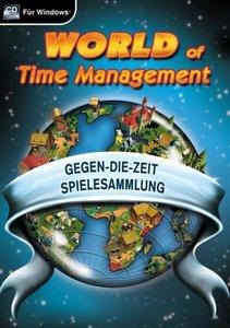 World of Time Management - Gegen-die-Zeit Spielesammlung