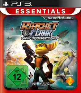 Ratchet & Clank 5 Tools of Destruction ESSENTIALS