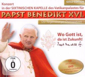 KONZERT FÜR PAPST BENEDIKT XVI.