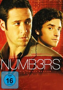 Numb3rs - Season 3 (6 Discs, Multibox)