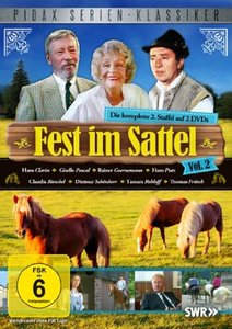 Fest im Sattel-Staffel 2