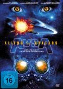 Aliens Vs. Avatars Gerate Nicht Zwischen Die Front
