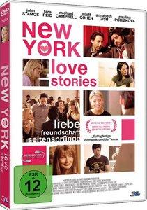 New York Love Stories - Liebe, Freundschaft, Seitensprünge