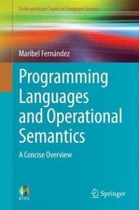 Programming Languages and Operational Semantics