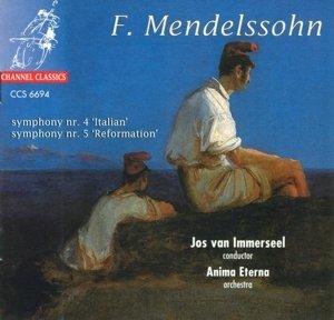 Symfonies 4,5