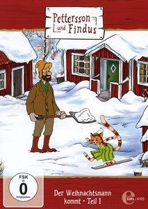(7)NEU DVD TV-Der Weihnachtsmann Kommt,Teil 1