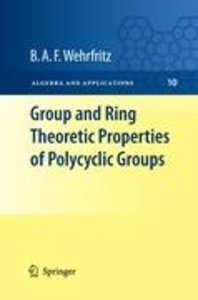 Group and Ring Theoretic Properties of Polycyclic Groups