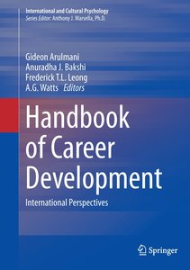 Handbook of Career Development