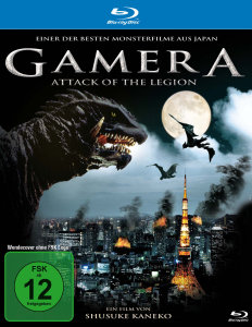 Gamera-Attack of the Legion (BD)