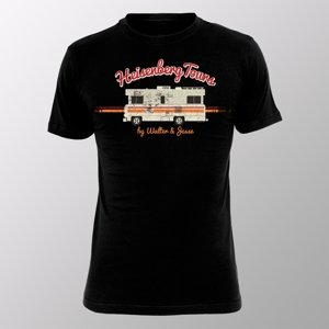 Heisenberg Tours (Shirt M/Black)