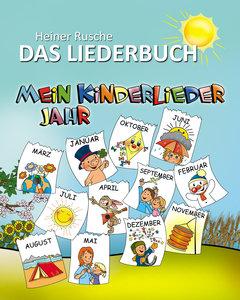 Mein Kinderlieder Jahr - Das Liederbuch