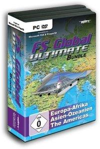 Flight Simulator X - Global Ultimate (Bundle)