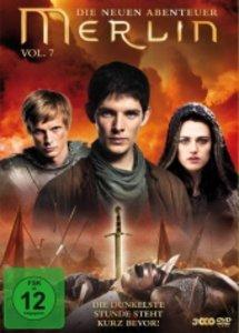 Merlin - Die neuen Abenteuer. Volume 07