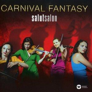Carnival Fantasy-Larneval Der Tiere