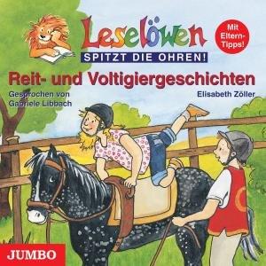 Leselöwen Reit- und Voltigiergeschichten
