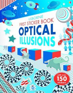 First Sticker Book: Optical Illusions