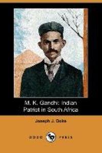 M. K. Gandhi