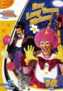 Vol.10-Der Lazy Town Zirkus