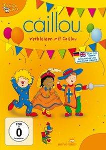 Verkleiden mit Caillou
