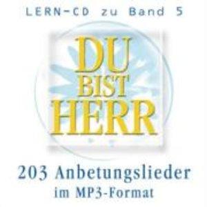 """Mp3-Lern-CD """"Du Bist Herr"""" Lieder aus Band 5"""