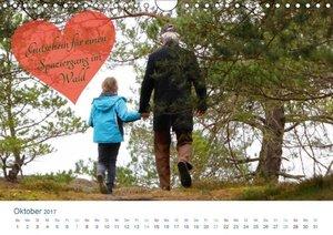 Gutschein-Kalender für Großeltern 2017 (Wandkalender 2017 DIN A4