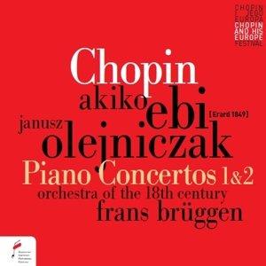 Chopin Klavierkonzerte 1 & 2
