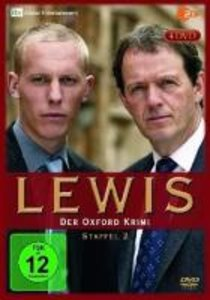 Lewis - Der Oxford Krimi. Staffel 2