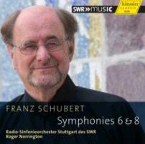 Sinfonien 6+8
