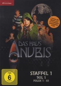 Das Haus Anubis Staffel 1-Teil 1