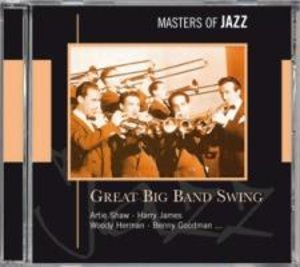The Great Big Band Swing-Masters Of Jazz