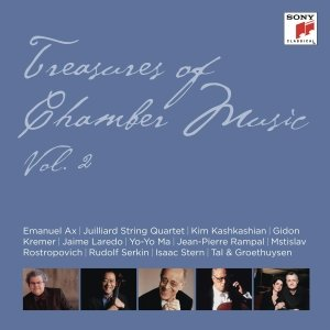 Treasures of Chamber Music 2