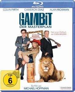Gambit-Der Masterplan (Blu-ray)