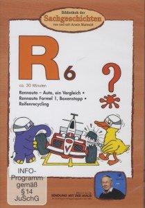 (R6)Rennauto,Reifencycling