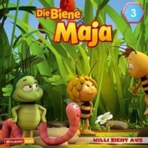 Die Biene Maja (CGI) 03: Der Bienentanz, Willi zieht aus u.a.