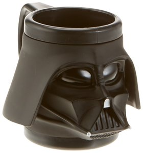 Joy Toy 43061 - Star Wars Darth Vader Plastiktasse