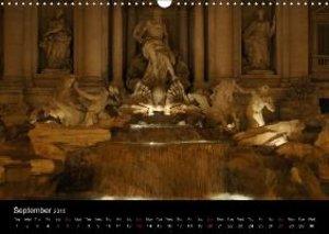 Vade mecum Romam! (Wall Calendar 2015 DIN A3 Landscape)