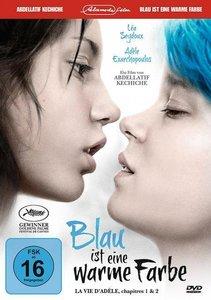 Blau ist eine warme Farbe-La