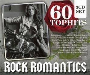 60 Top-Hits Rock Romantics