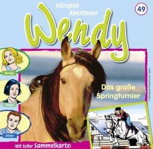 Wendy 49. Das große Springtunier