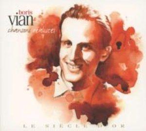Boris Vian-Chansons Realistes