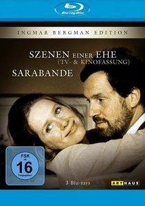 Szenen einer Ehe / Sarabande/Blu-ray