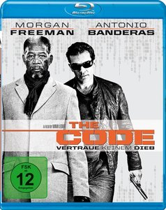 The Code-Blu-ray Disc