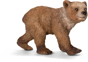 Schleich 14687 - Wild Life: Grizzlyjunges